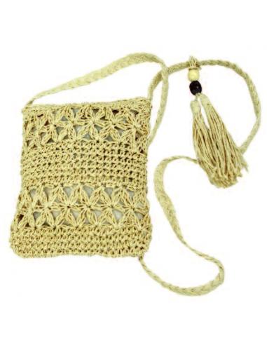 Τσάντα ψάθινη 201605